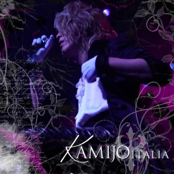 While waiting for the official release of the new single 「mademoiselle」on September 27th 2017 ~♡ #KAMIJO #KAMIJOItalia #マドモワゼル