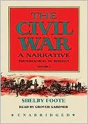 A huge 3-volume set which comprehensively covers the entire Civil War.  Shelby Foote is a great author as he keeps the story alive instead of letting it become a monotonous list of names, dates, and places.  He also takes on the stereotypical reputations, good or bad, of many of the well-known leaders and gores more than one sacred bull, though he keeps it objective, calling a spade a spade.  A must-read for any Civil War or history buff.