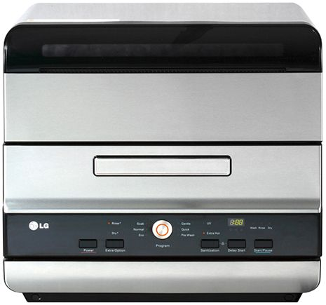Compact Dishwasher for 6 persons | Dream Appliances | Pinterest ...