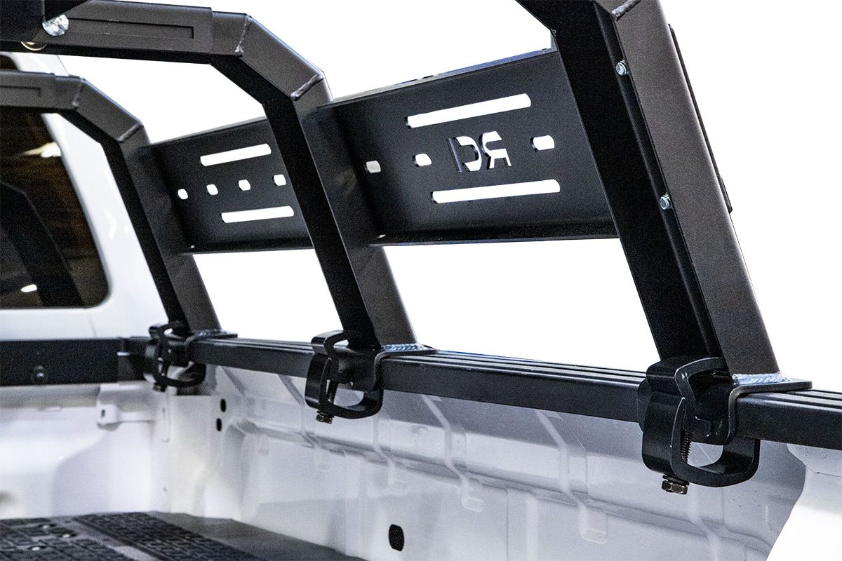 Nutzo Tech 2 series Expedition Truck Bed Rack Glamping