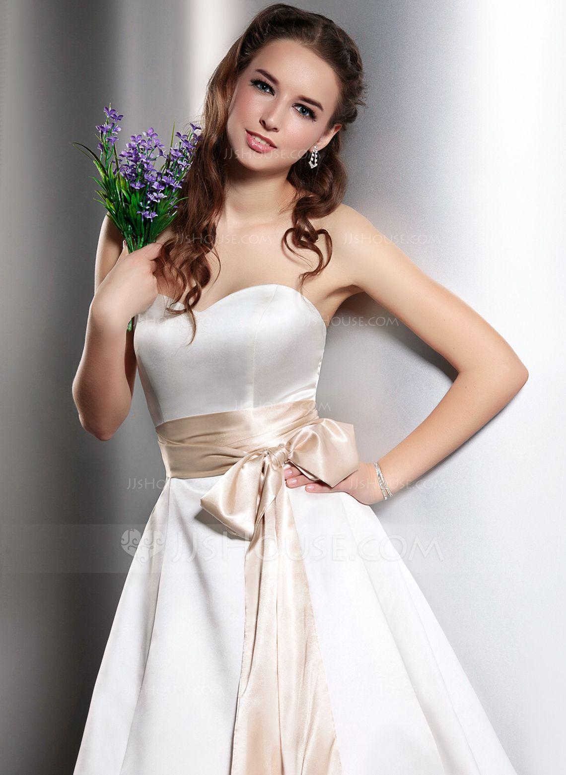 35+ Wedding dress sash bow ideas