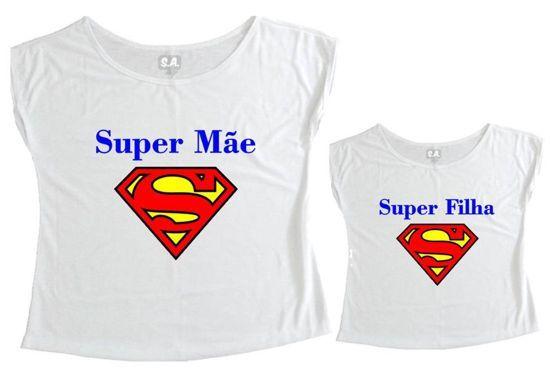 Camisetas com frases divertidas e criativas para mãe e filha ... 61a50f2bf8c