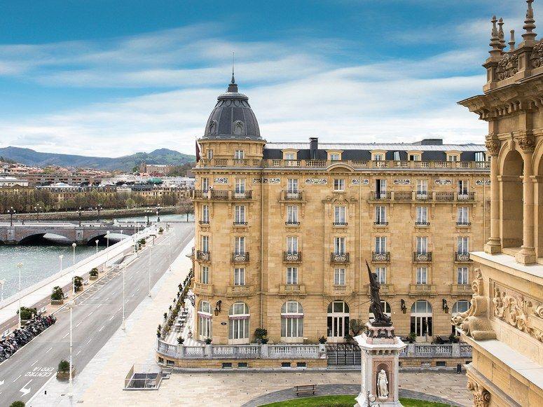 Maria Cristina A Luxury Collection Hotel San Sebastian Spain