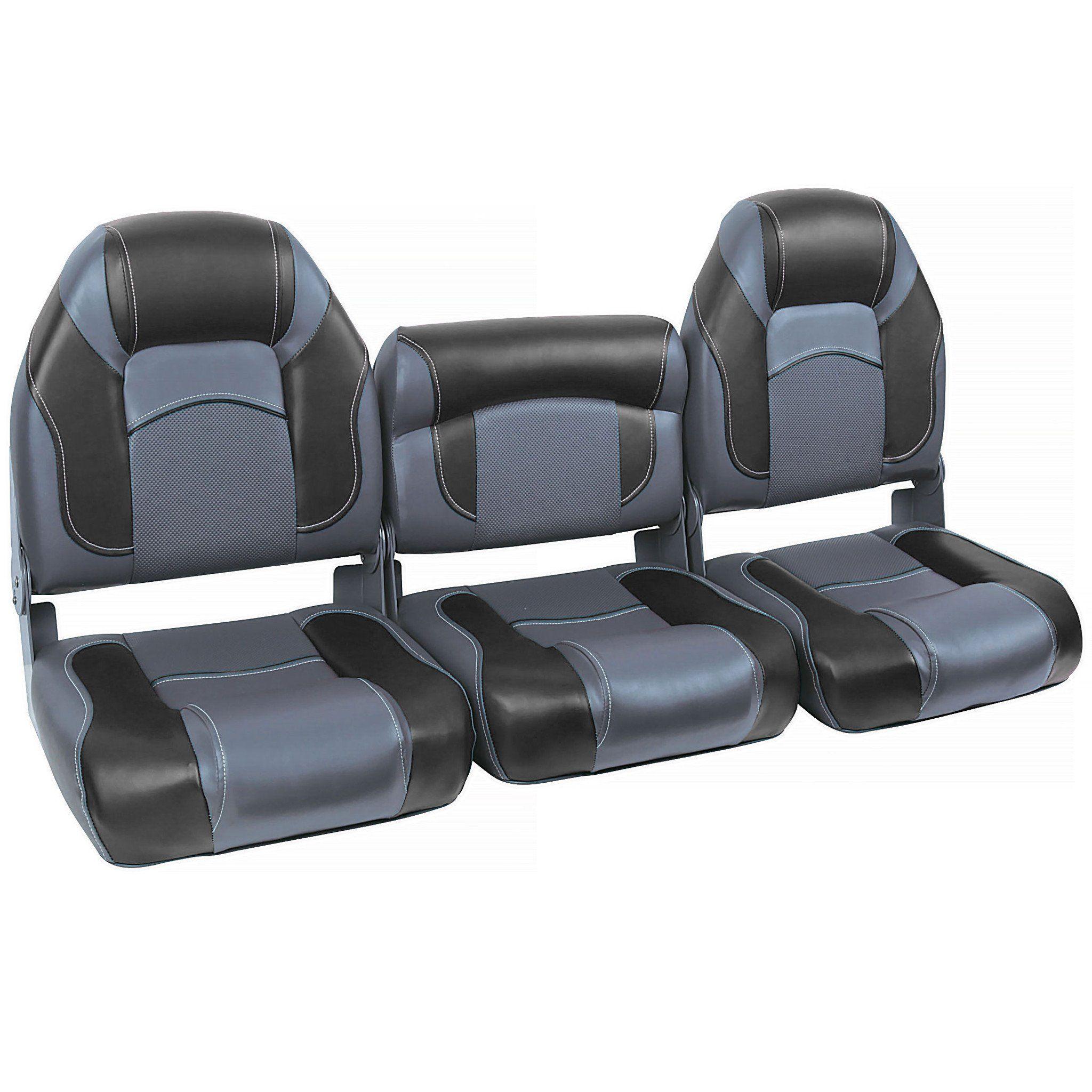 "51"" Fold Down Bench Seats Bench seat, Boat seats, Bench"