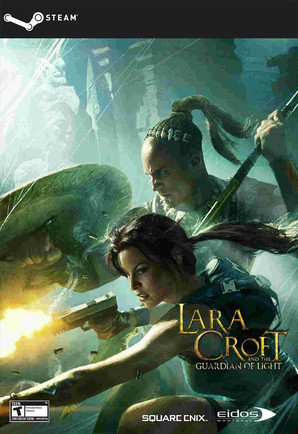 Lara Croft and the Guardian of Light (STEAM GIFT) DIGITAL | Lara ...