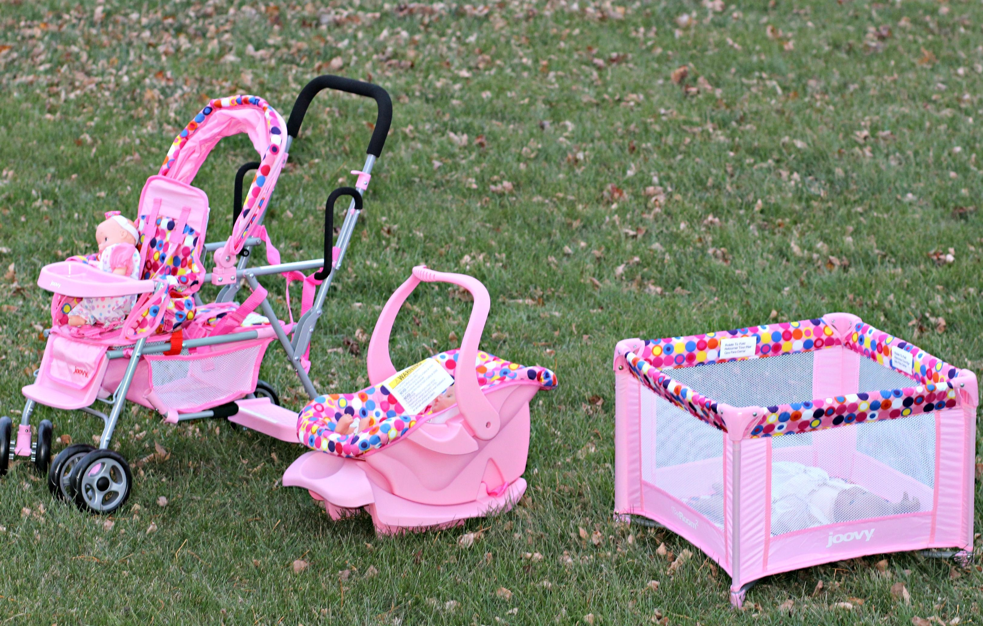 Joovy Toy Bundle Stroller, Crib, Car Seat joovy