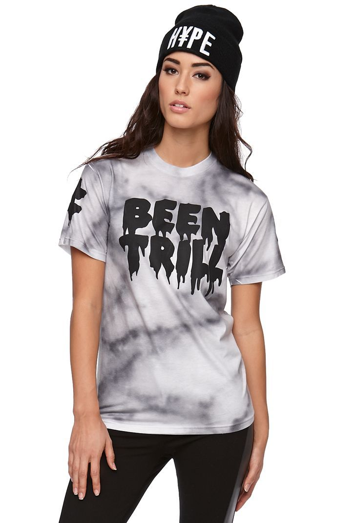 Pacsun Clothing Winter Been Trill Sublimated ...