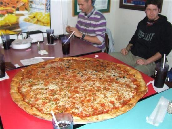 Big Lou S Pizza San Antonio Oh The Places I Will Go