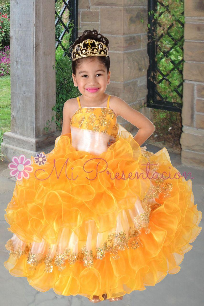 5ddc1296c vestidos de nina charra para presentacion de 3 anos