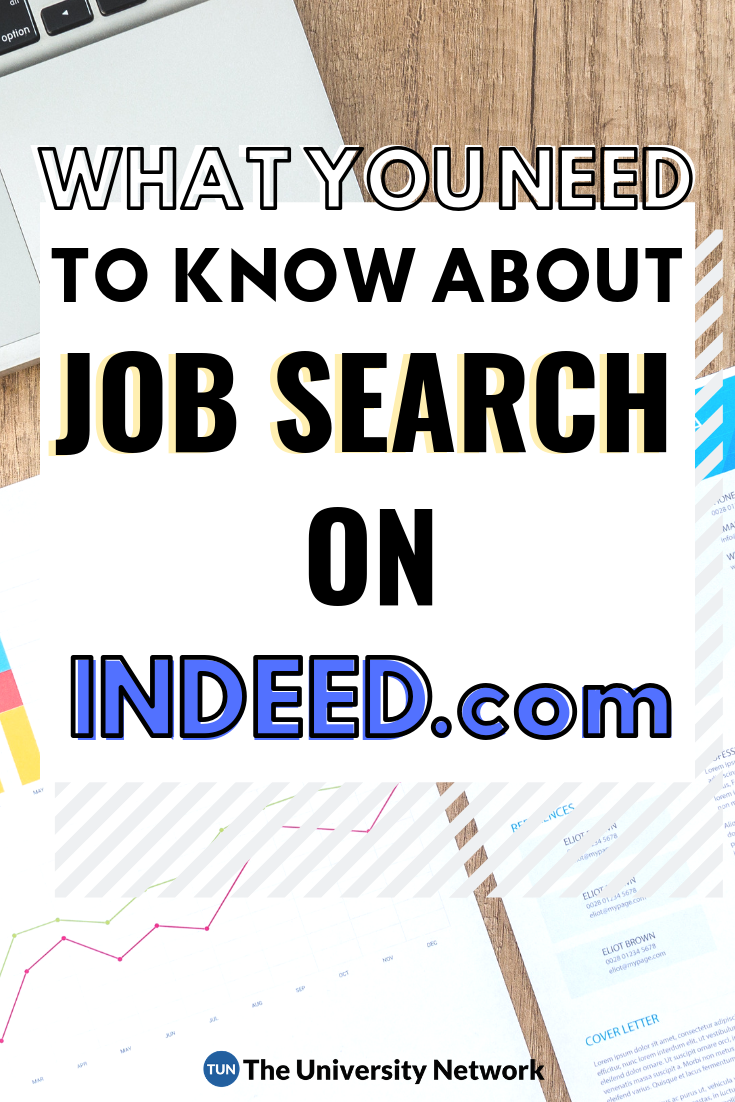 Indeed Job Search For College Students The University Network Job Search Motivation Job Search Job Search Tips