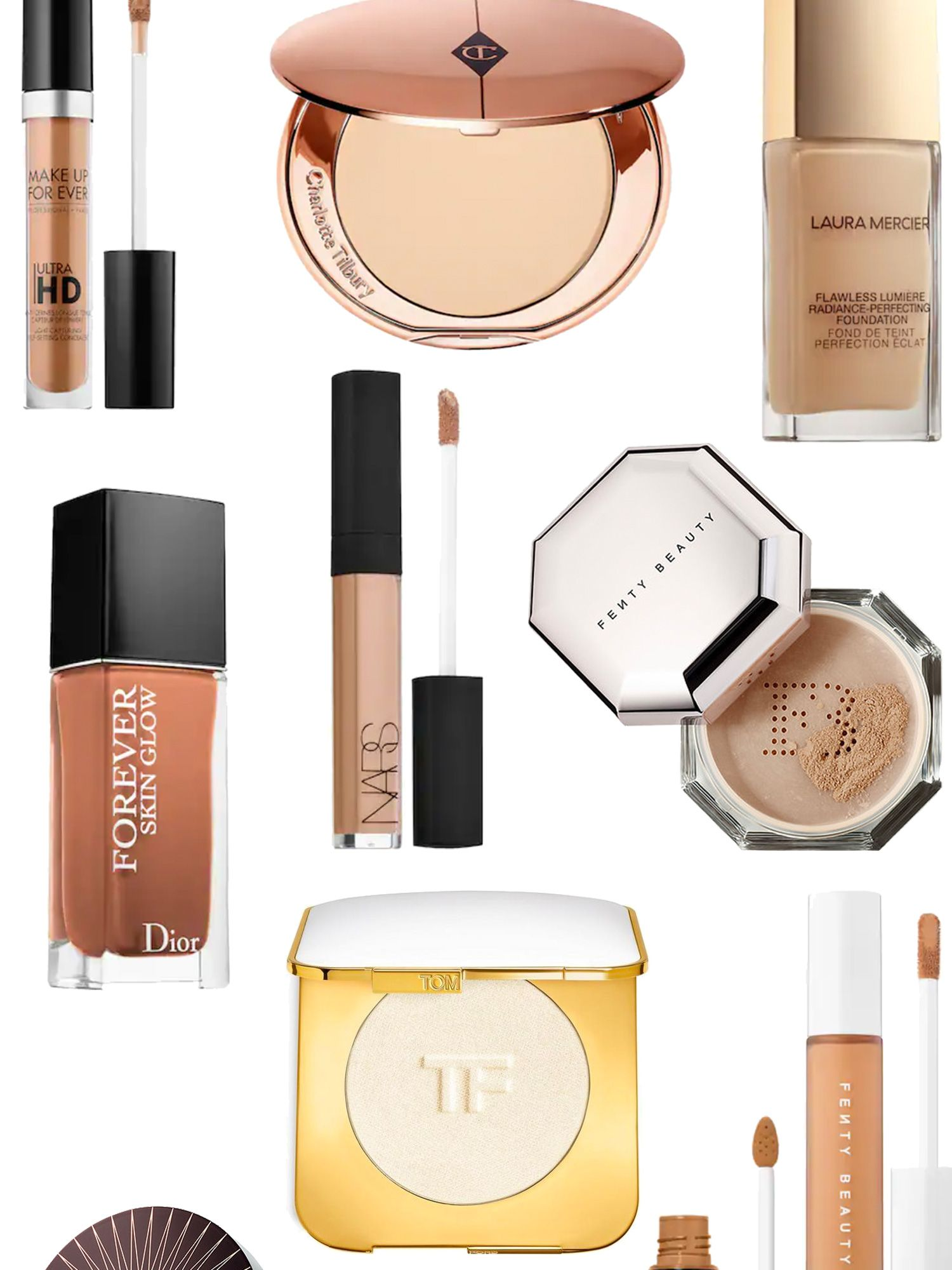 10 Must Haves For A Flawless Face Beautiful Makeup Search Mac Makeup Contouring And Highlighting Foundation For Oily Skin
