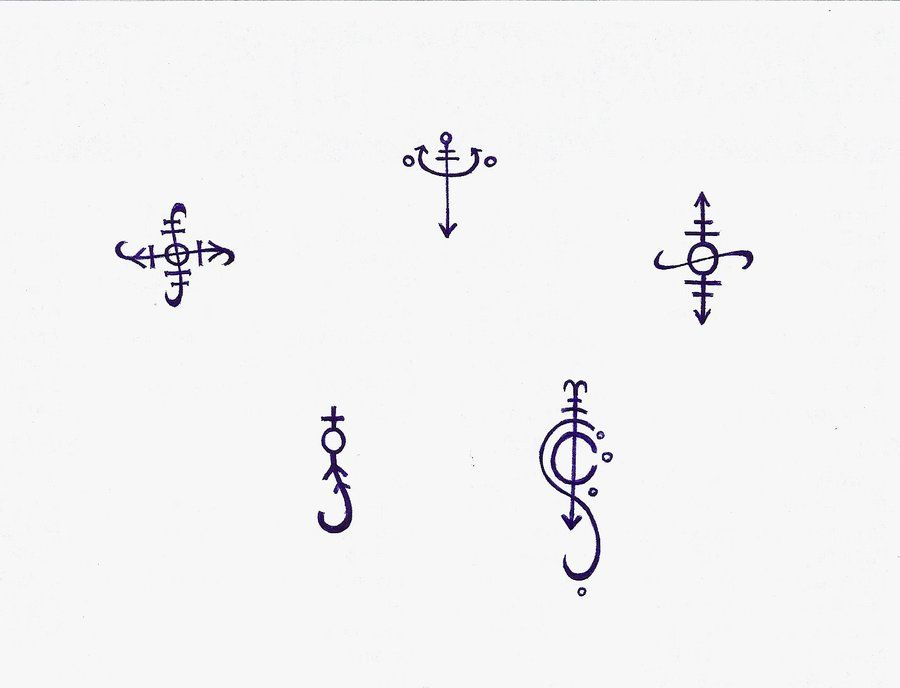 Enochian Sigils Of Protection Bing Images Possible Tattoos
