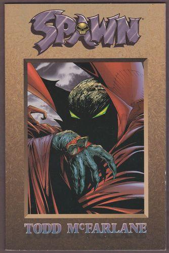 Image Comics SPAWN Trade Paperback #3 TPB Todd McFarlane 1ST PRINTING 1993/1996