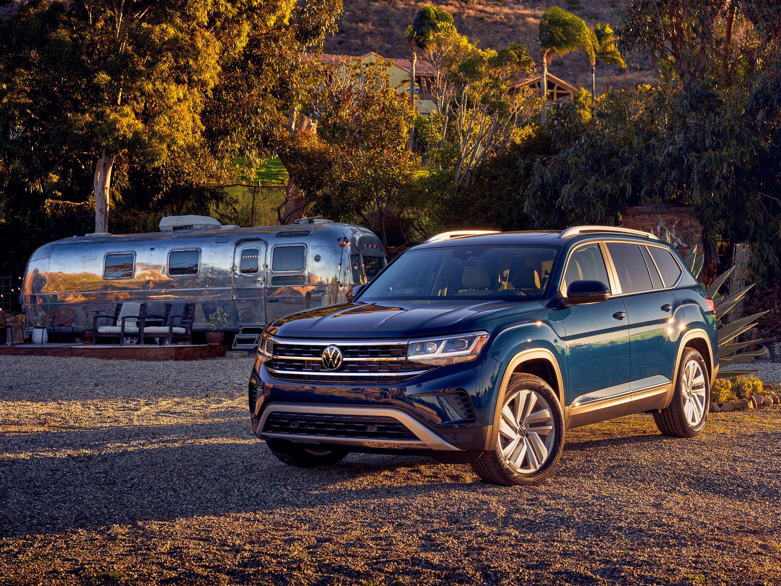 2021 Volkswagen Atlas to start at 31,545 in 2020