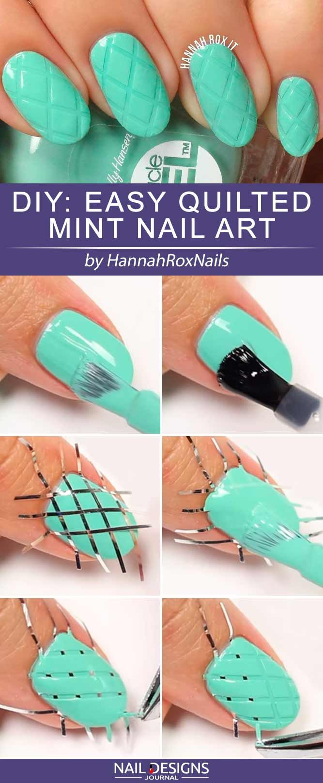 super easy diy nails designs every girl should know nails