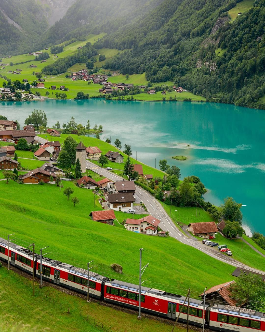 Amazing Places To Stay Switzerland