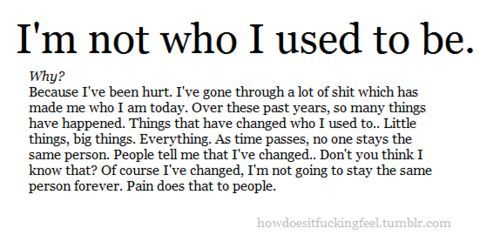 Image Result For I've Been Through Alot Quotes Tumblr