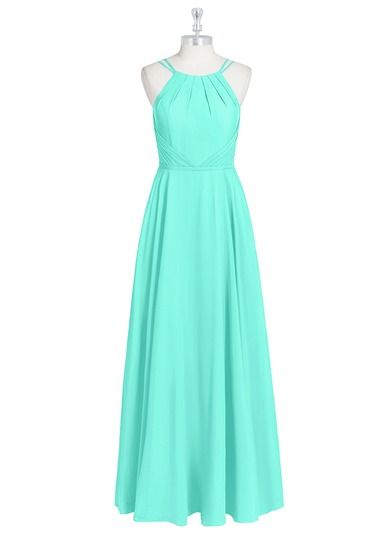7f7ddad346 Shop Azazie Bridesmaid Dress - Melinda in Chiffon. Find the perfect  made-to-order bridesmaid dresses for your bridal party in your favorite  color
