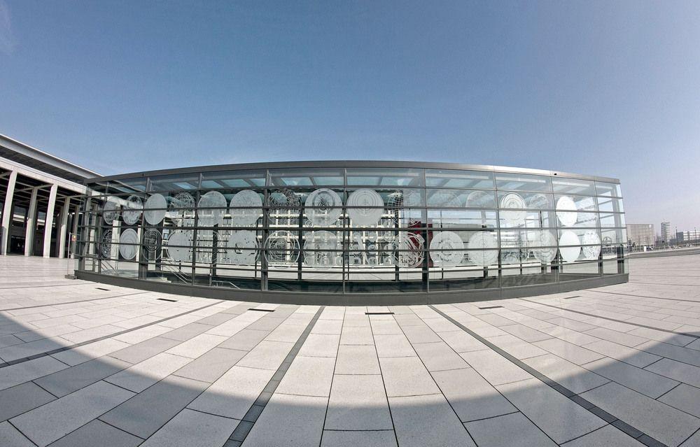Berliner Flughafen mit Godelmann Produkten