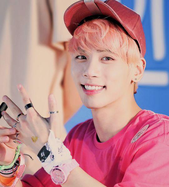 Jonghyun Smile
