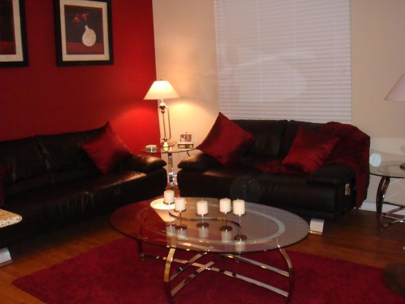17 Best Images About Red And Black Livingroom Ideas On Pinterest