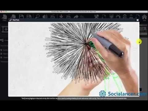 Explaindio 3.0 - La Mejor Herramienta para Crear y Editar Vídeos Animados, Fondos y Doodle vídeos - YouTube