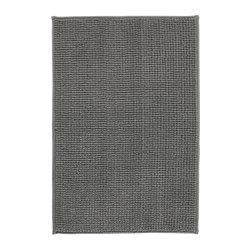BADAREN Bath mat, gray | Pinterest | Bagno ikea, Ikea e Tappeti