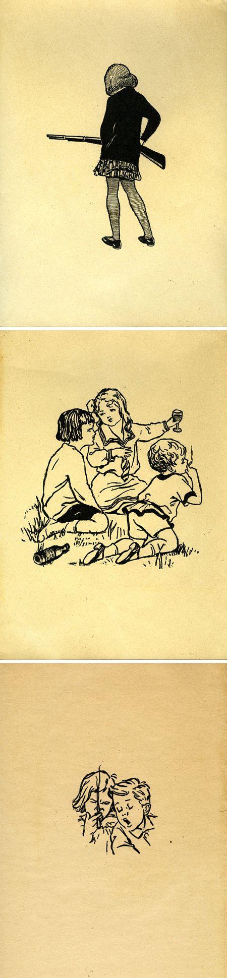 ceal warnants - bedtime stories gone very very wrong!