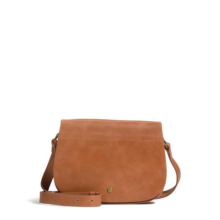Downtown Leather Crossbody - View All Accessories - Women - G.H. Bass   Co.  - G.H. Bass   Co. 941d5f14fe