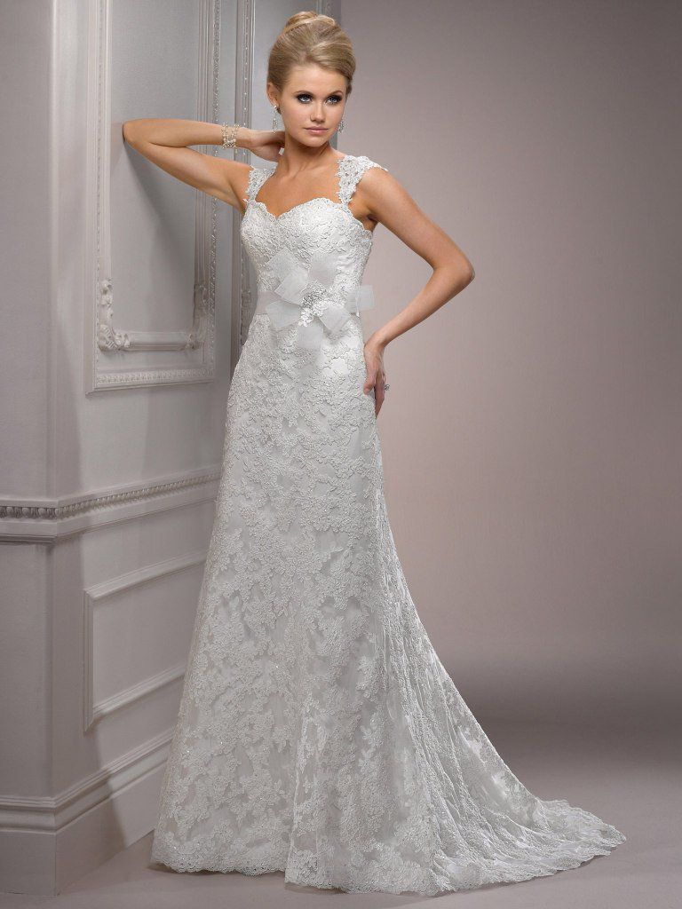 Lorie maggie sottero available at luluus bridal boutique