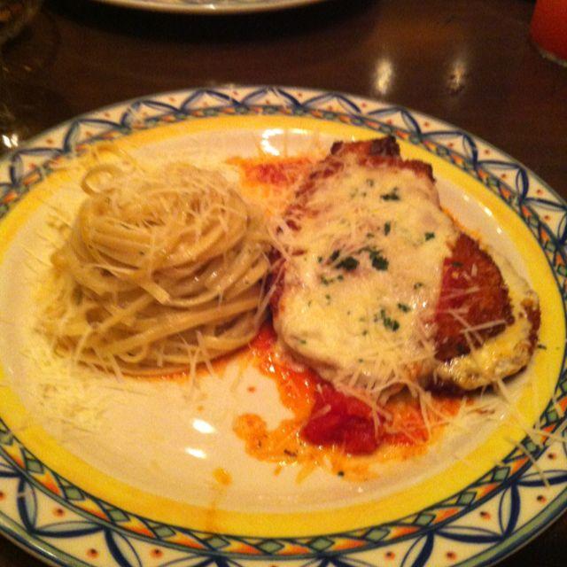 Great This Beats Olive Gardenu0027s ANYDAY!!!!!! Bravou0027s Eggplant Parmesan.
