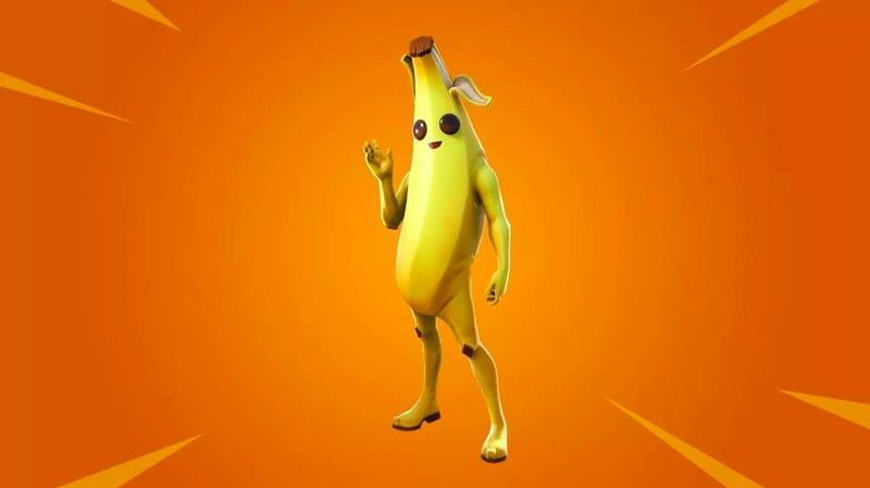 How To Unlock The Peely Skin In Fortnite Fortnite Banana Skin