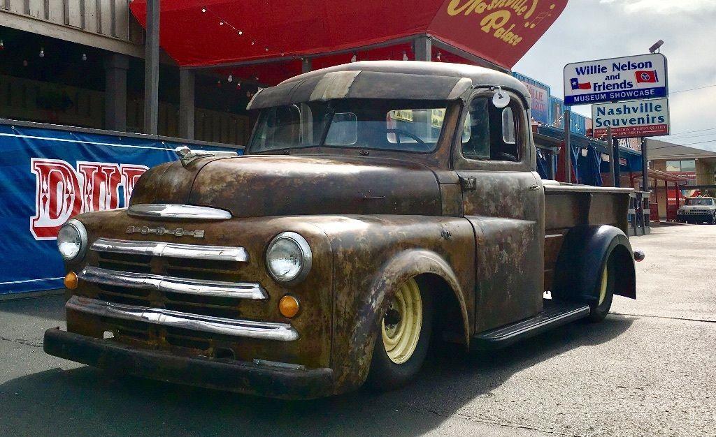 Rodded 1950 Dodge Pickups Custom Custom Trucks For Sale