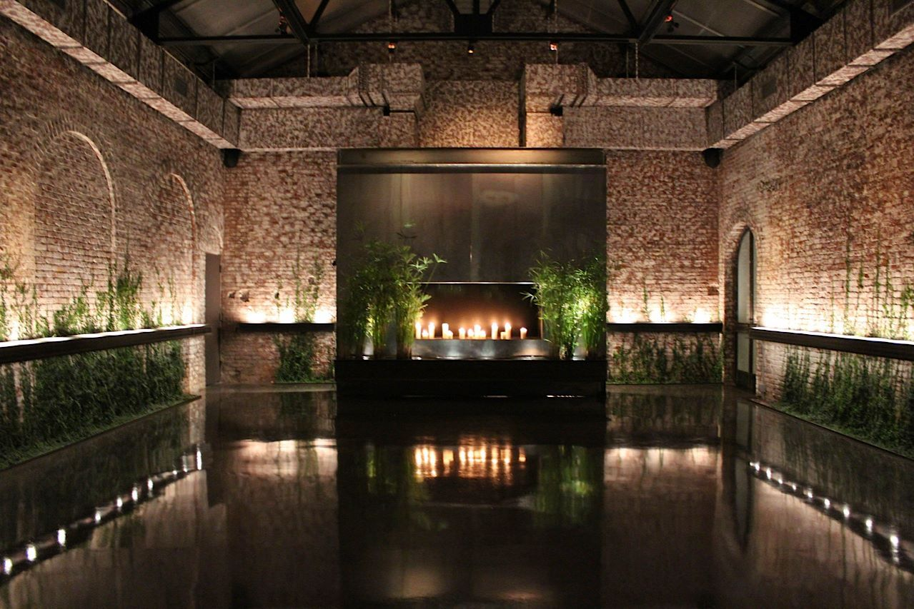 industrial wedding venue The Foundry New York Wedding