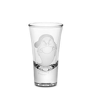 Disney Store Personalizable Grumpy Mini Glass by Arribas