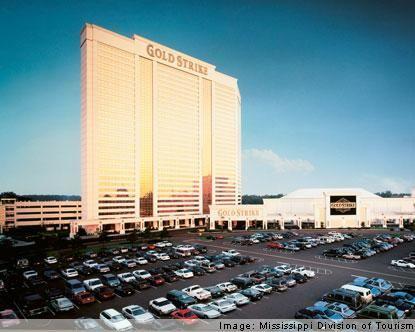 Gold Strike Casino Resort In Tunica Mississippi