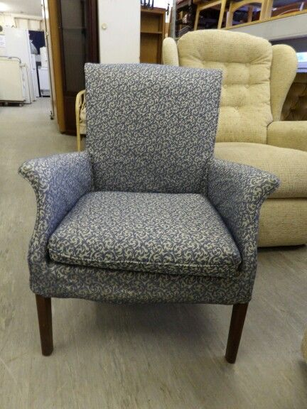 Parker Knoll Armchair Structurally Great Condition - Upholstery Project -------------------------------------- Was £45 Now £36 (PC097)  Further Discounts Available Instore On Selected Items
