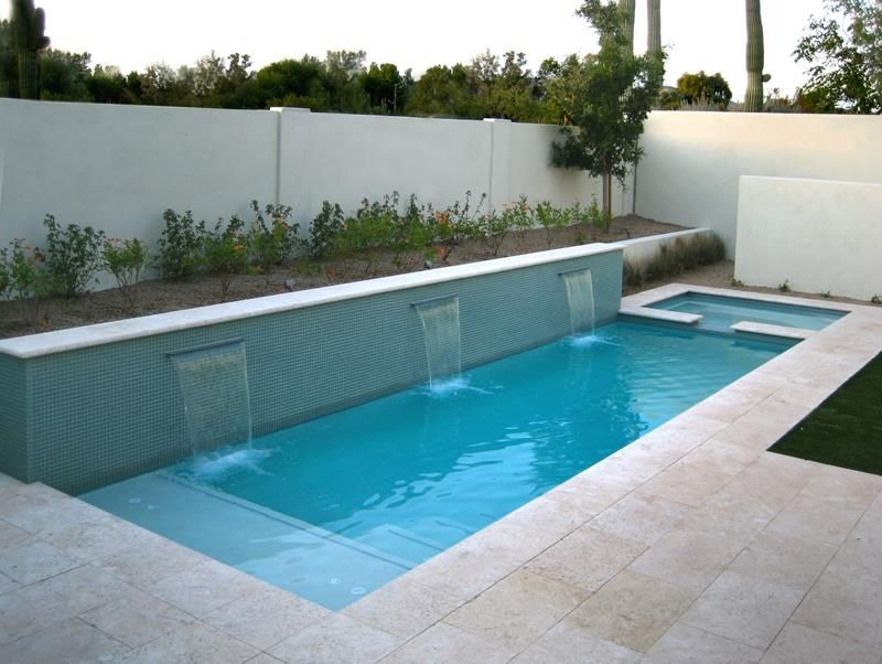 Walk In Swimming Pool Designs best 25 small inground pool ideas on pinterest 23 Amazing Small Swimming Pool Designs