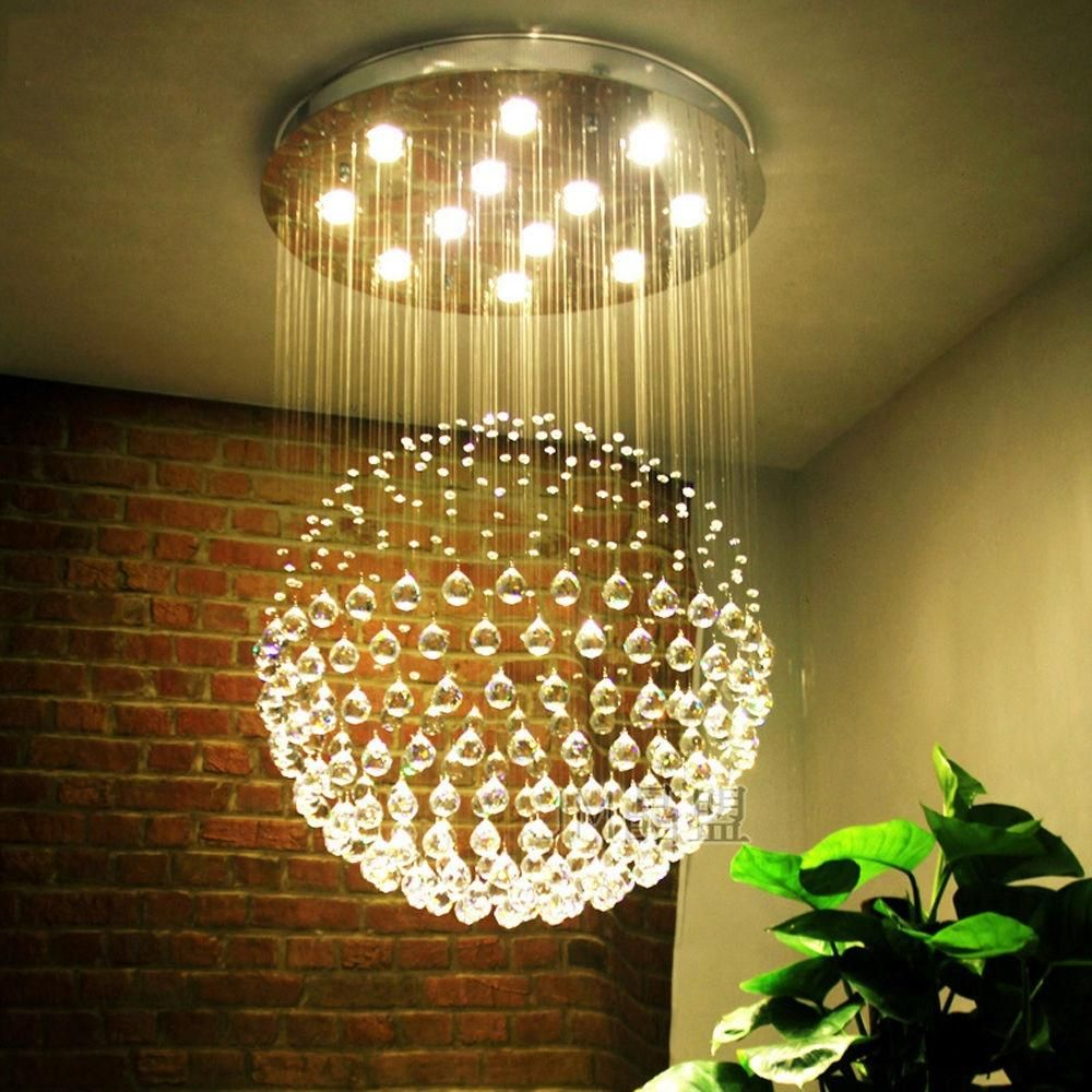 1pc (Ball Only )Home Wedding Party Prism Lamp Ceiling Accessories ...