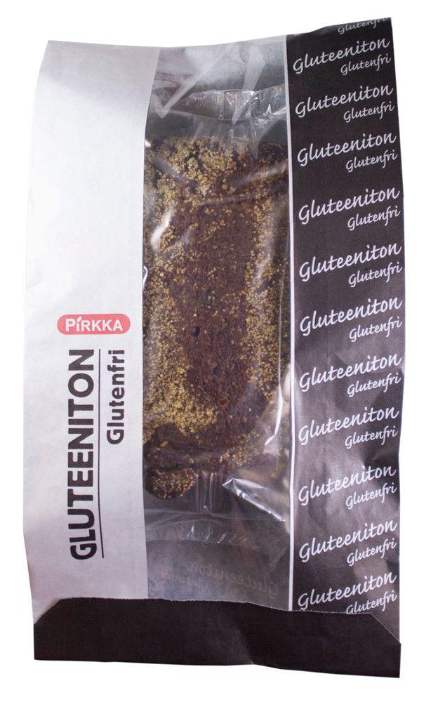 Pirkka gluteeniton saaristolaisleipä 500g