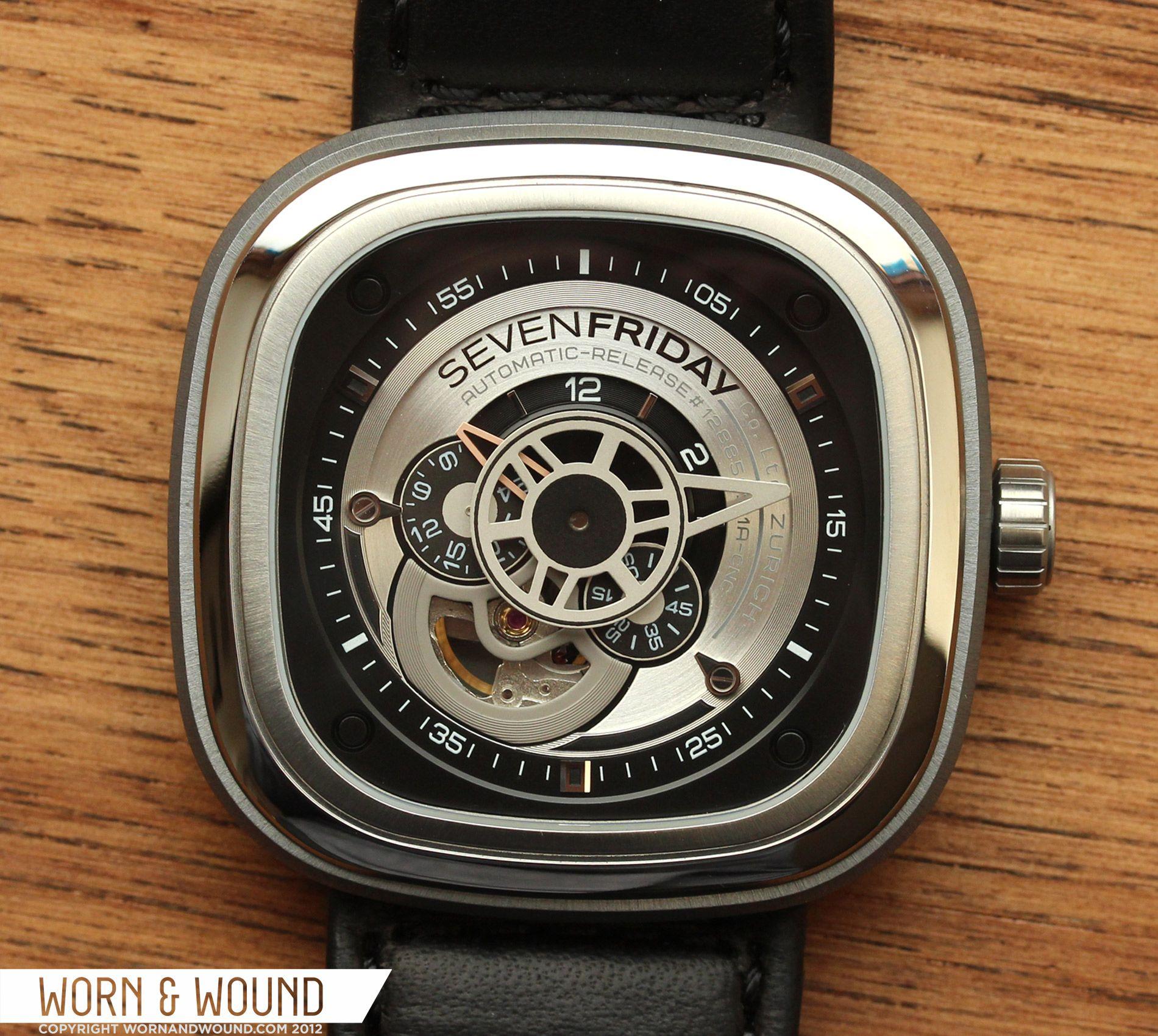 Sevenfriday Watches Ebay