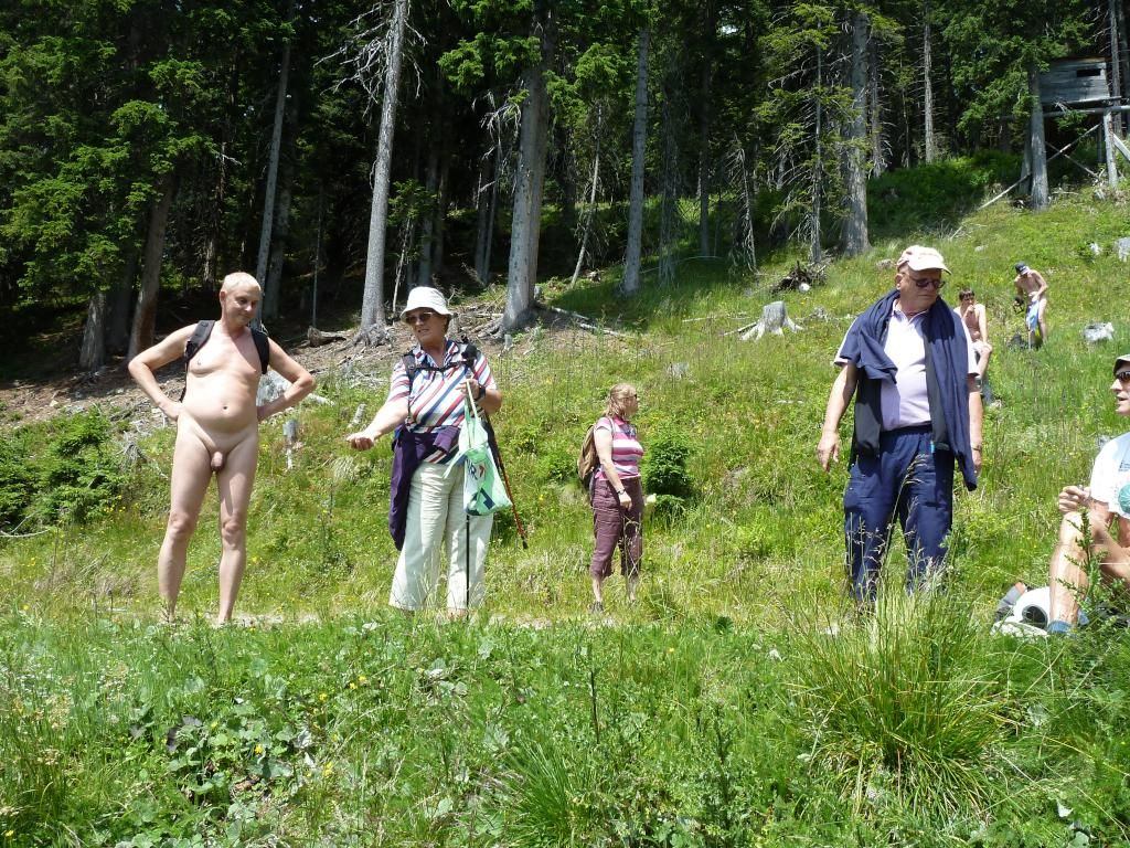 Watch Caution: Naked Hiking Day June 21 video
