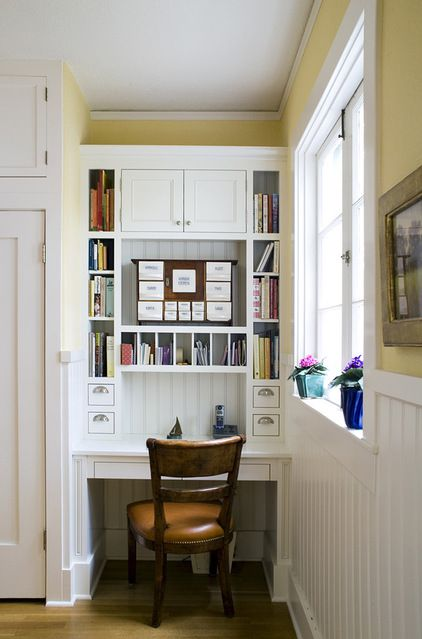 Superieur Traditional Kitchen By Hamilton Gray Design, Inc. Love This Idea For A Kitchen  Mail Station.