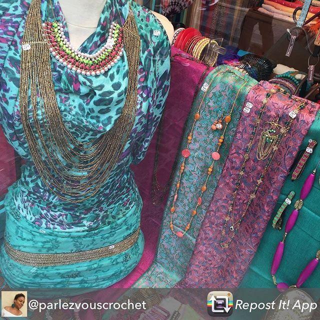 Repost from @parlezvouscrochet using @RepostRegramApp - Shopping! I'm broke