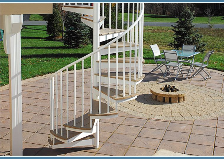 Best Highest Quality Spiral Stairs From Kit To Custom Spiral 400 x 300