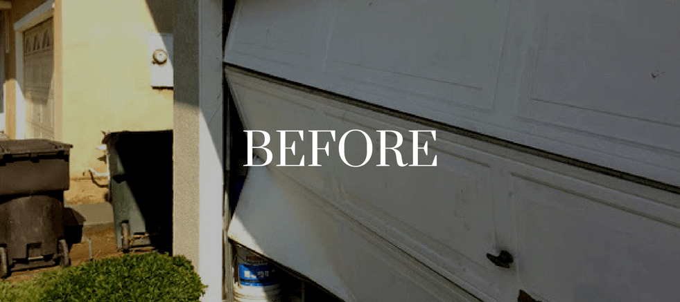 Garage Door Maintenance Is Required Yearly To Ensure They Continue To Work Properly Throug Garage Doors Garage Door Installation Garage Door Spring Replacement