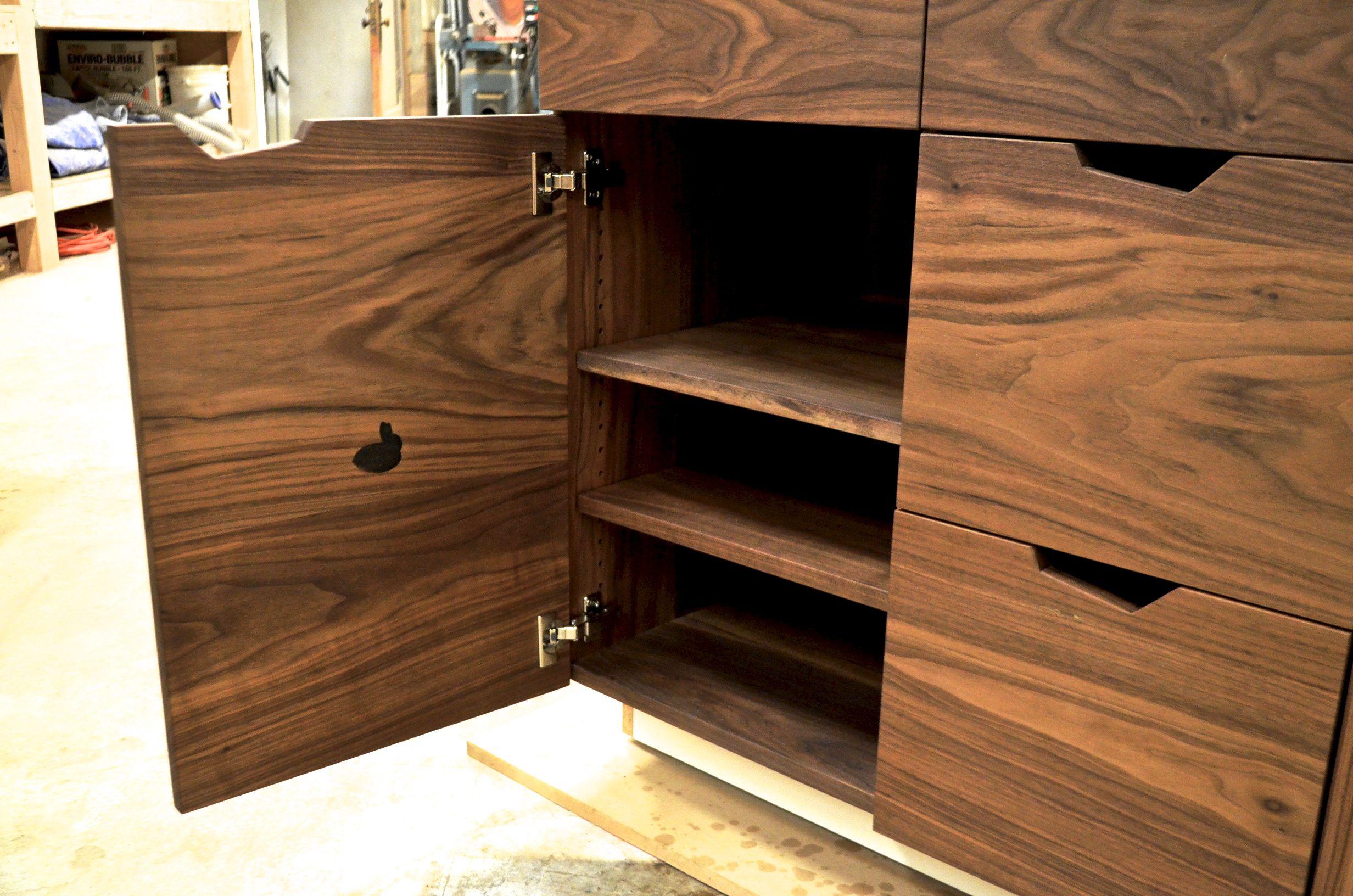 Custom Studio Kitchen Cabinets Black Rabbit
