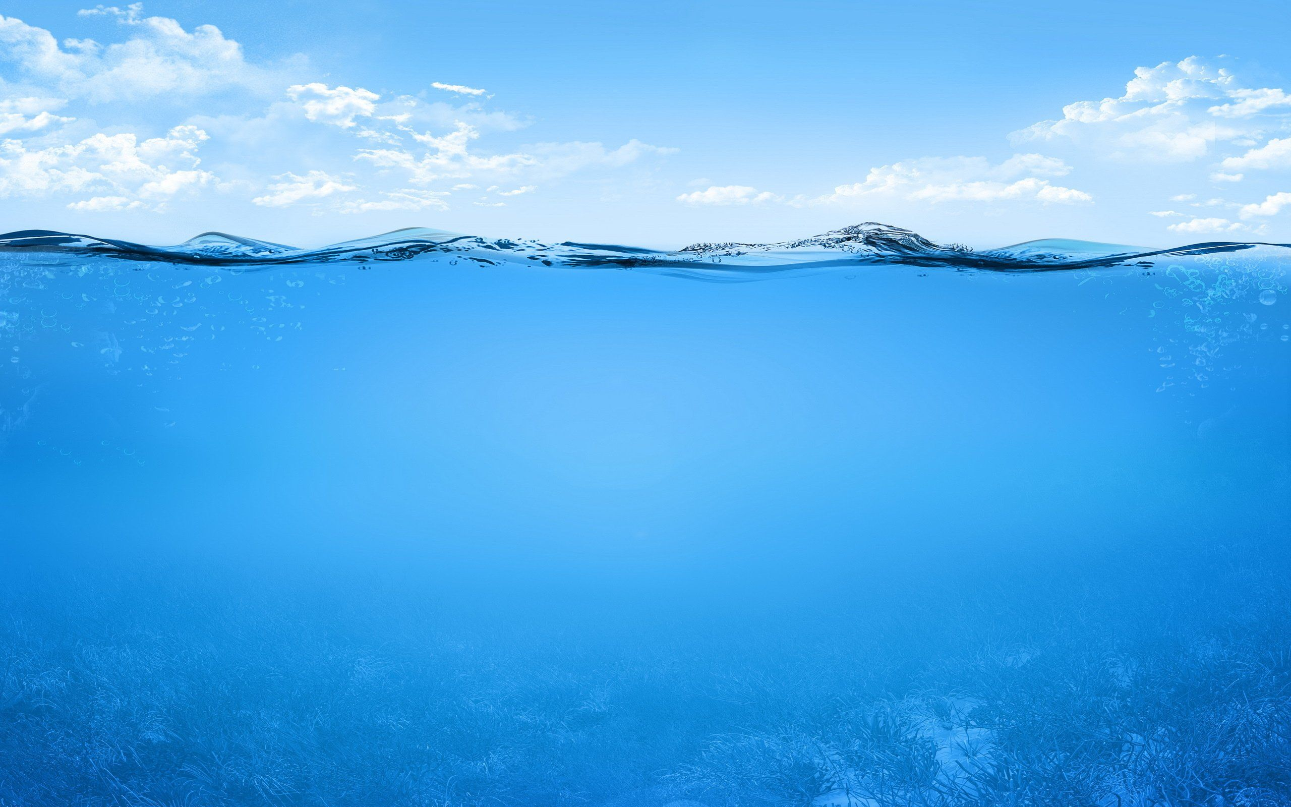 Ocean Sea Lake River Underwater Wallpapers Hd Free