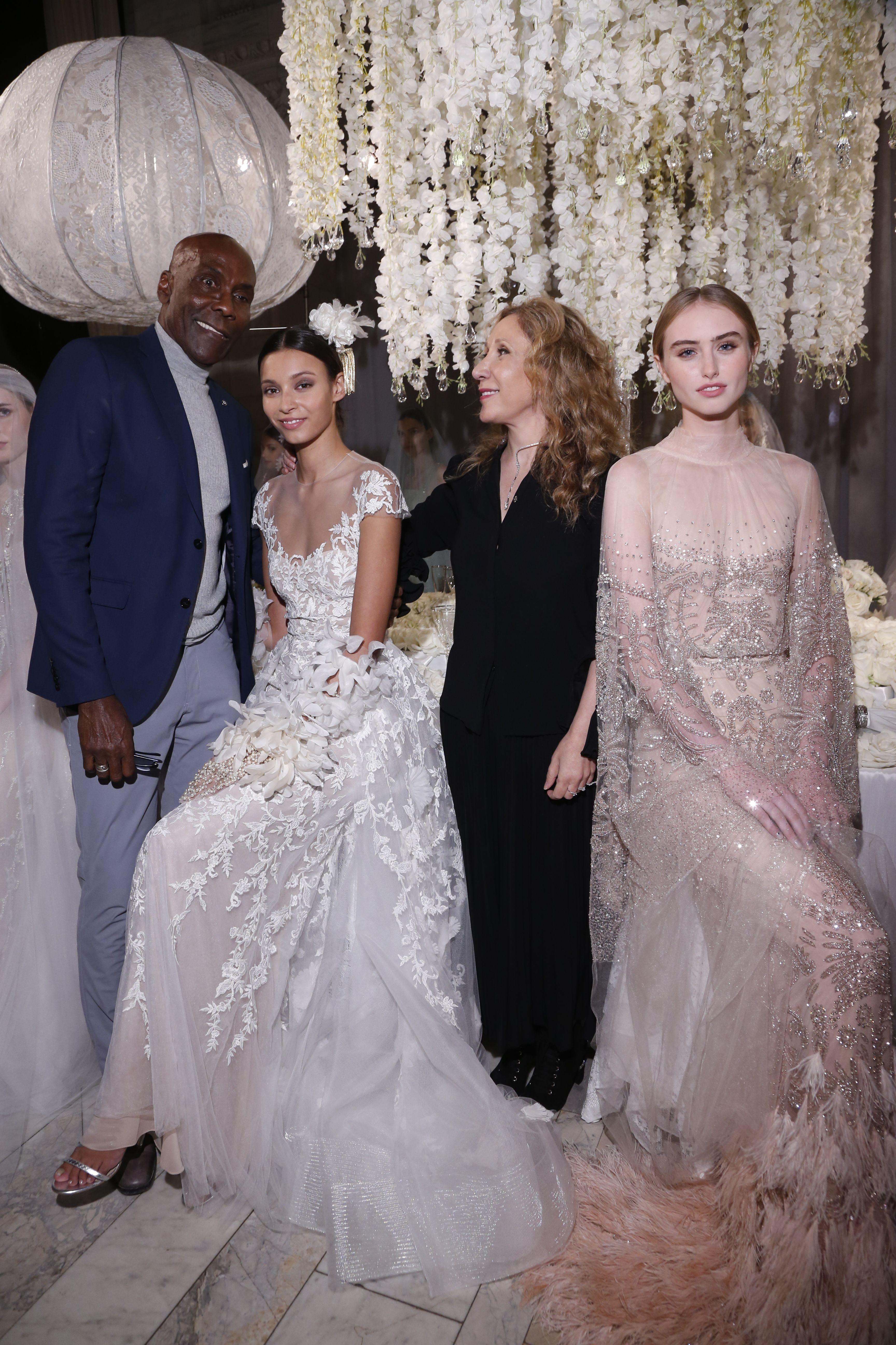 Reem Acra X Preston Bailey Thecelebrationcollection Reemacra Prestonbailey Wedding Dresses Lace Preston Bailey Reem Acra