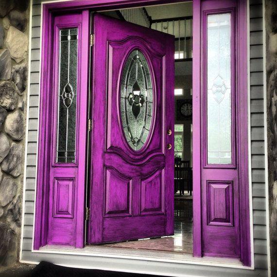 die besten 25 lila m bel ideen auf pinterest lila stuhl lila nachttische und lila kinderm bel. Black Bedroom Furniture Sets. Home Design Ideas